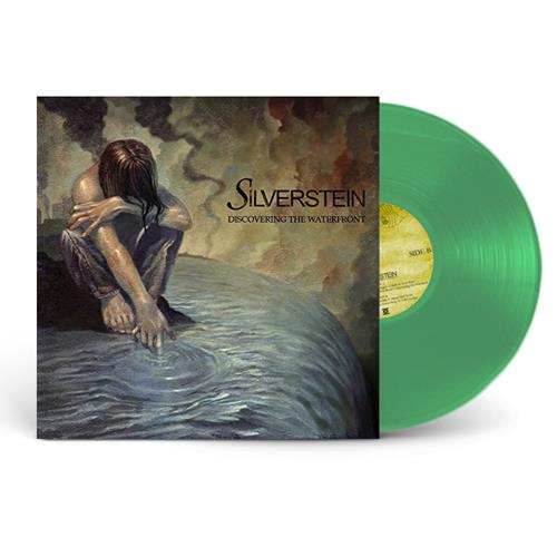 Discovering The Waterfront  Clear/Green LP