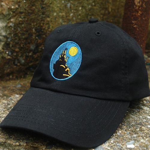 Castle Black Dad Hat