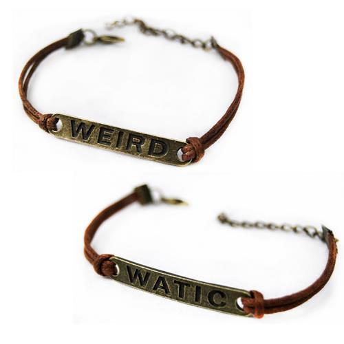 Friendship Bracelets (Set Of 2) Jewelry