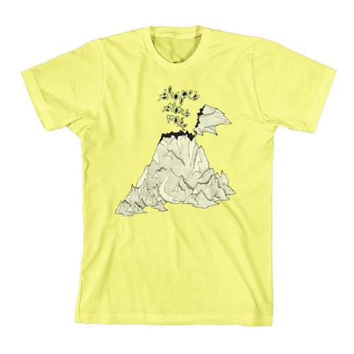 Broken Mountain Yellow *Sale! Final Print!*