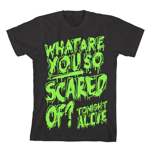 What Are You Scared Of? Black