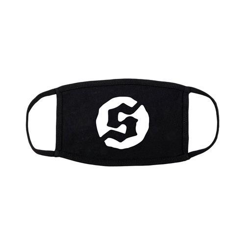 Logo Black Mask