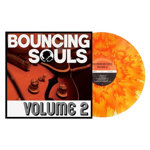 Volume 2 Cloudy Orange