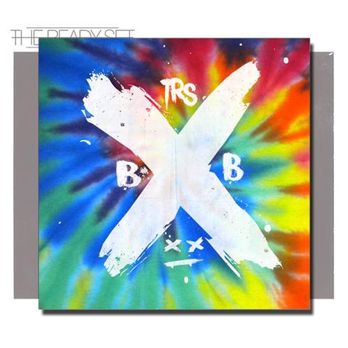 X Logo Tie-Dye 46x46