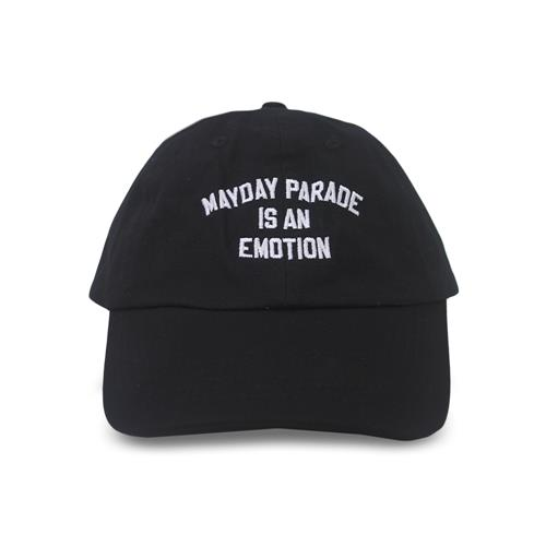 Emotion Black Dad Hat