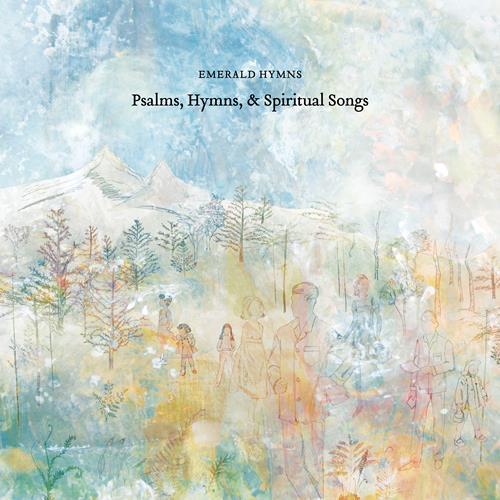 Emerald Hymns Psalms, Hymns & Spiritual Songs Black