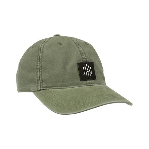 Emblem Patch Hat