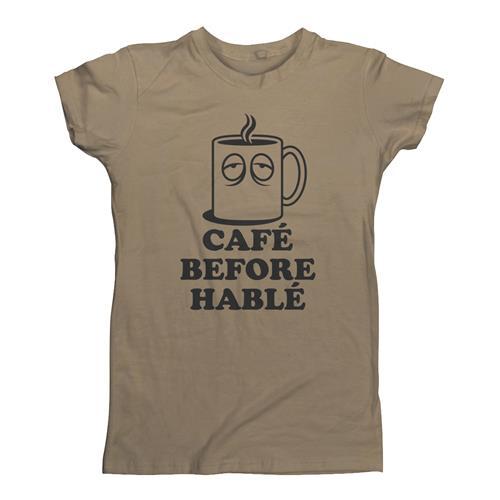 CAFÉ BEFORE HABLÉ