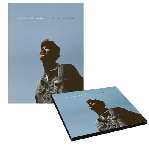 Left Me Hangin' CD/Poster