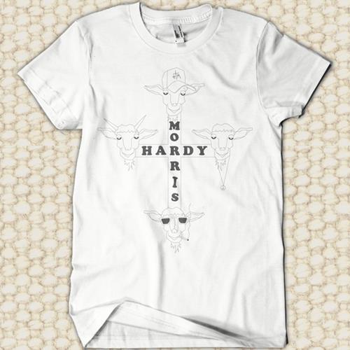 Goat White T-Shirt