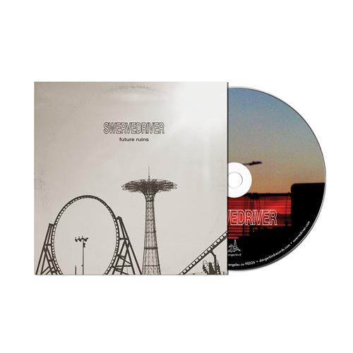 Future Ruins CD