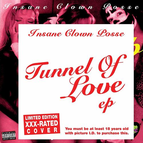 Tunnel Of Love X-Rated Cover