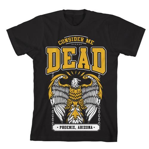 Consider Me Dead - Eagle Black