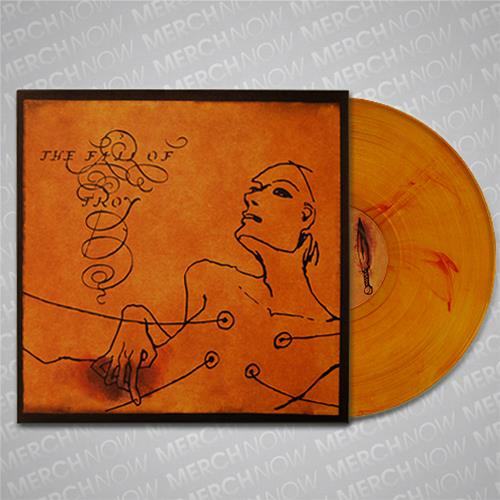 Self Titled Clear Beer W/ Red Smoke LP
