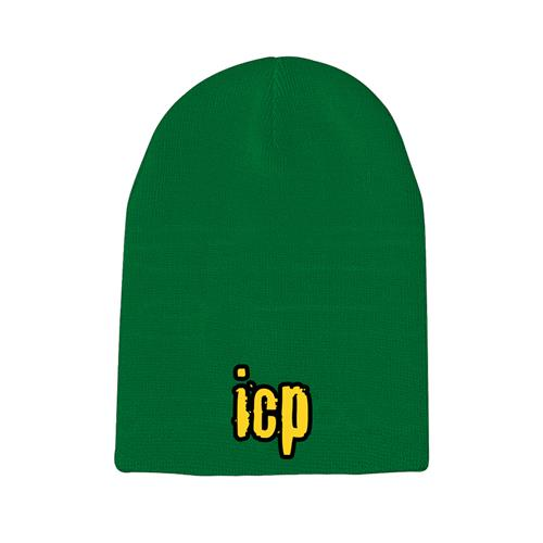 ICP Logo Green Winter