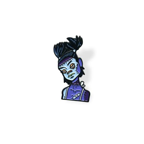 Frankenstein Girl 2 Enamel