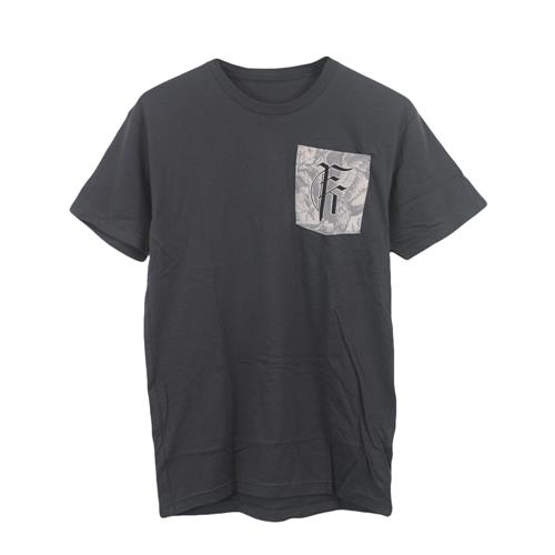 Fit For A King - Custom Pocket Charcoal