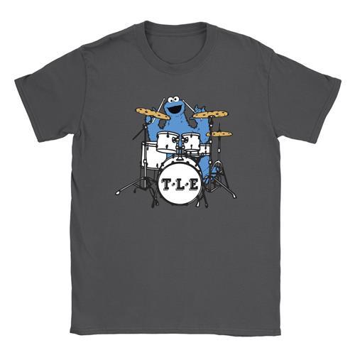 Cookie Monster Drums Grey