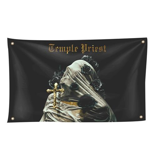 Temple Priest Flag