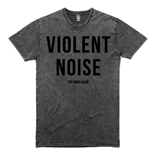Violent Noise Stone Wash