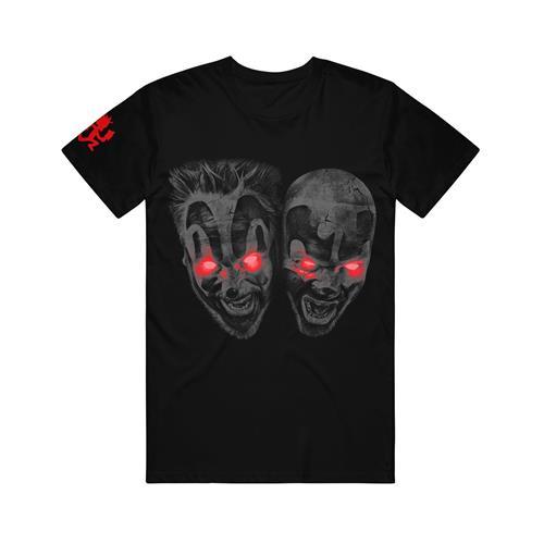 Clownheads (Red Eyes) Black