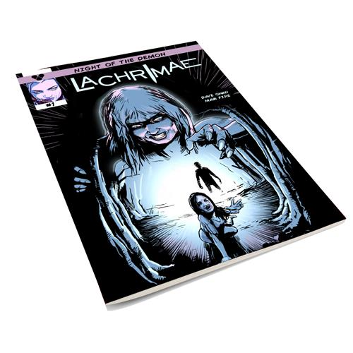 Lachrimae  Comic Book