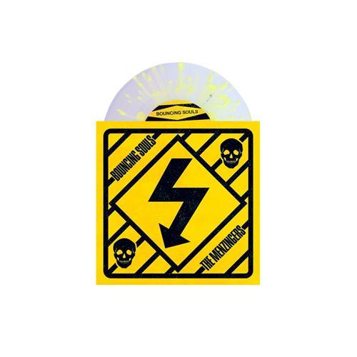 The Menzingers Clear W/ Yellow Vinyl 7