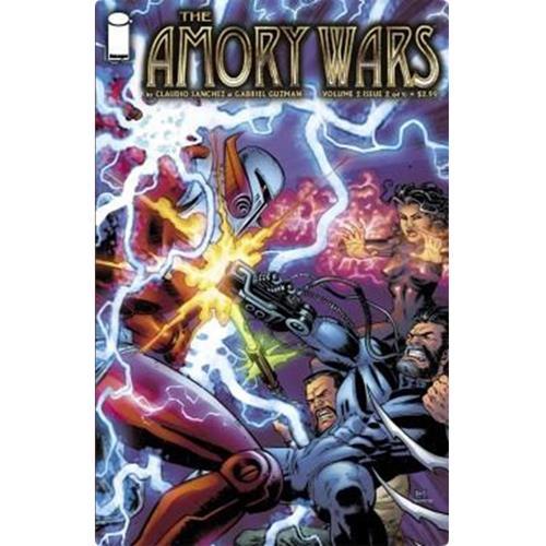Volume 2 Issue 2  Comic Book