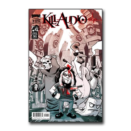 Vol 1. Issue 1, cover B