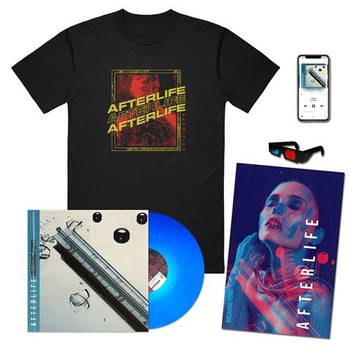 Breaking Point LP/DD + Sacrifice Tee + 3D Poster and Glasses