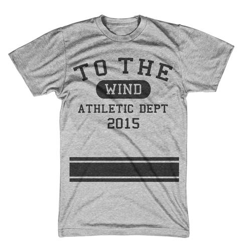 Athletic Dept Heather Grey