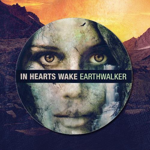 Earthwalker Circle Sticker