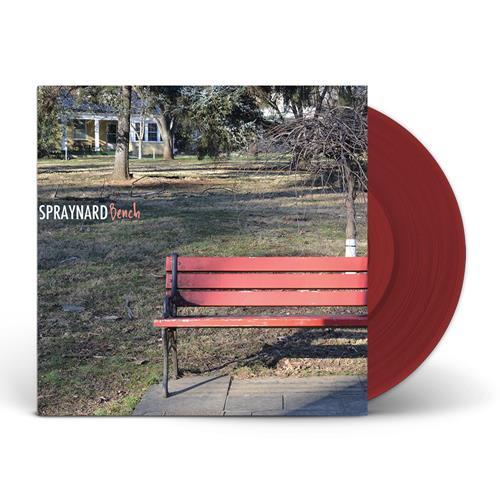 Bench Maroon Vinyl 7
