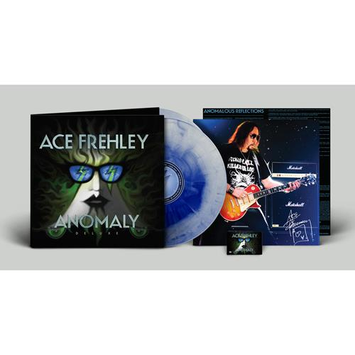 Anomaly Deluxe 2LP Clear/Starburst Edition
