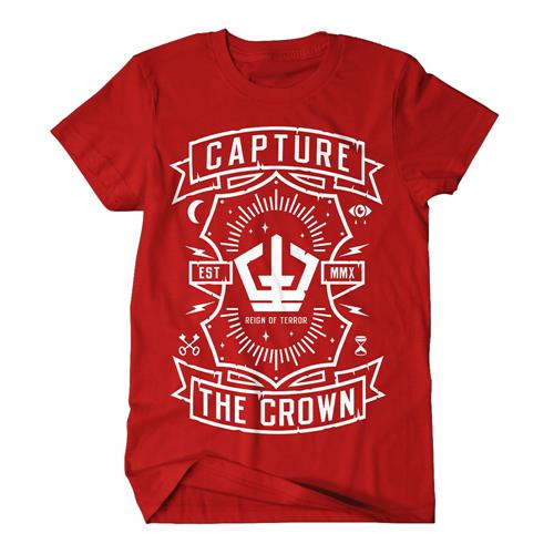 Banners Red T-Shirt
