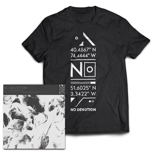 No Devotion LP & Tattoo Shirt