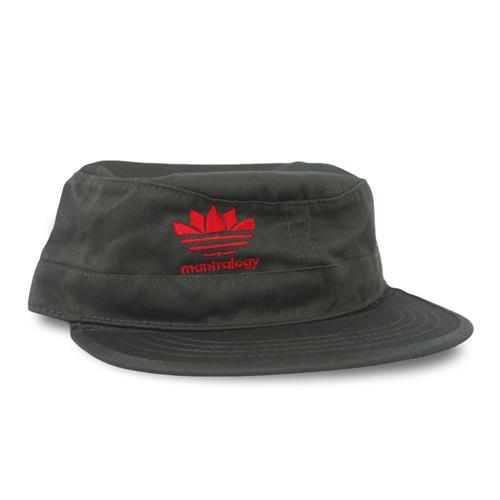 Mantralogy Logo Military Green Hat/