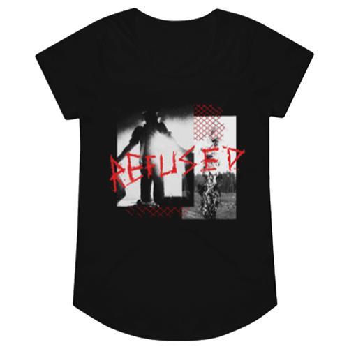 Album Art Black Girl's T-Shirt
