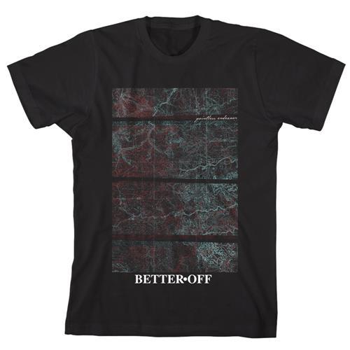 Maps Coal T-Shirt