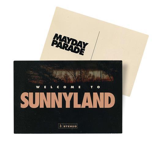 Sunnyland  Postcard