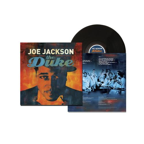The Duke Black 180 Gram LP