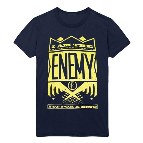 *Last One* Fit For A King - Enemy Navy