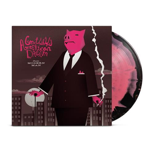 Modern Man Pink/Black Mix