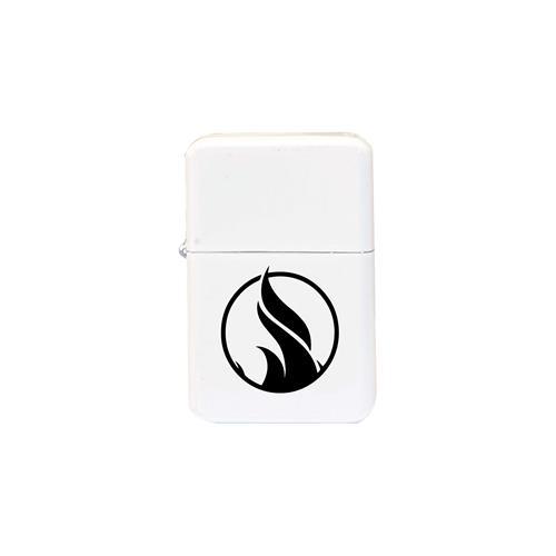 Logo White Lighter