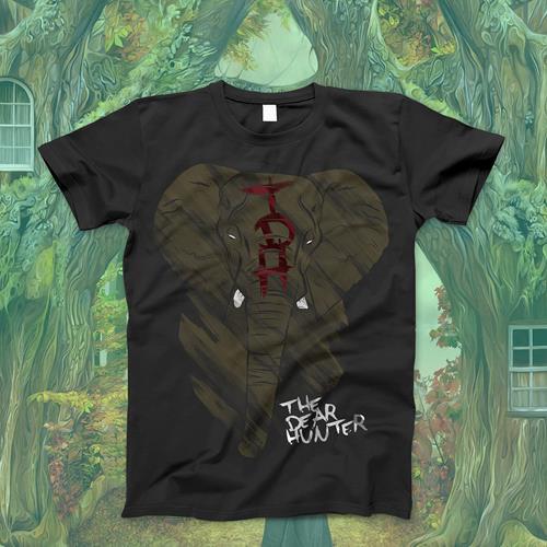The Dear Hunter Elephant Black