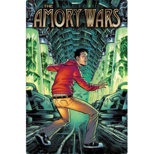 Volume 2 Issue 1  Comic Book