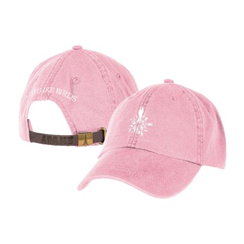 Flower Pink Dad Hat
