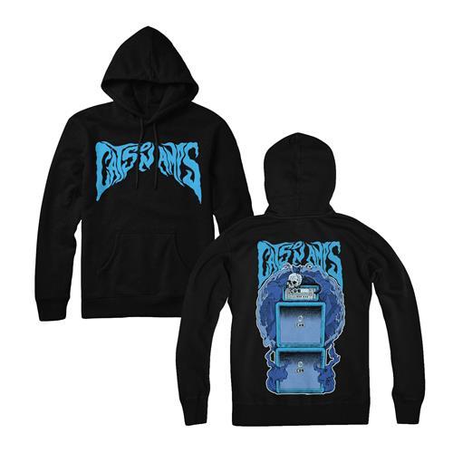 Blue Doom Black