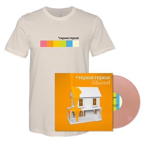 Glazed LP + T-Shirt