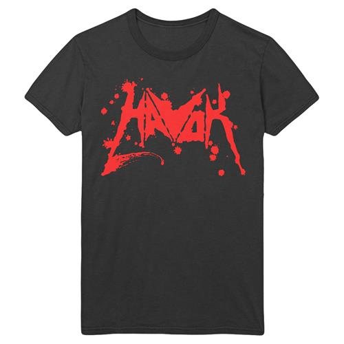 Blood Logo (Red) Black